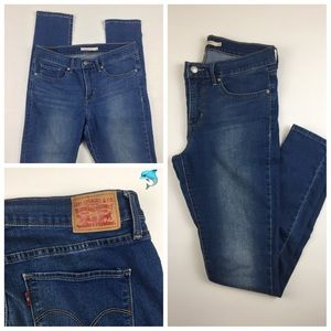 Levi's 311 Shaoing Skinny Size 30